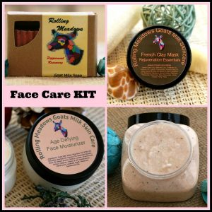 Super Pamper with all natural ingredients